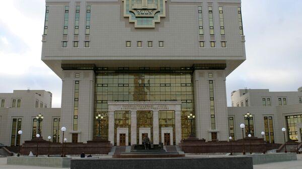 Фундаментальная библиотека МГУ им. М.В.Ломоносова.
