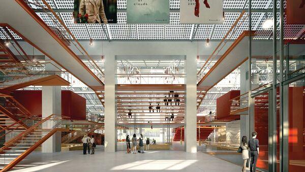 проект музея современного искусства на ГЭС-2 в Москве