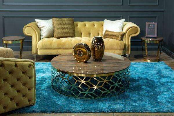 Мебель из велюра и бархата
