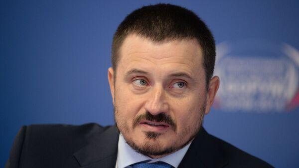 Первый заместитель председателя ВЭБ Михаил Кузовлев