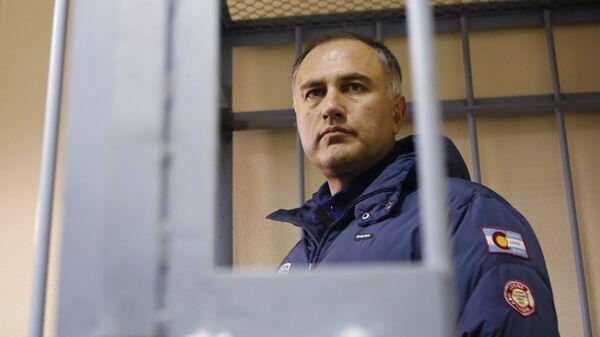 Заседание суда по делу бывшего вице-губернатора Петербурга Марата Оганесяна