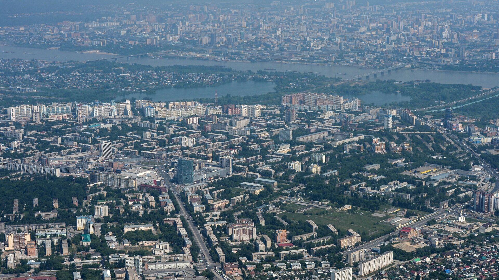 Города России. Новосибирск - РИА Новости, 1920, 29.09.2021