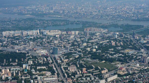 Города России. Новосибирск
