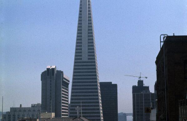 Новое здание корпорации Трансамерика