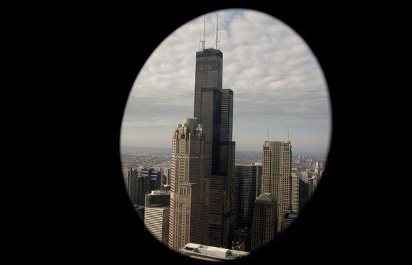Уиллис-тауэр в Чикаго