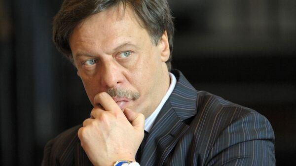 Полномочный представитель правительства РФ в высших судебных инстанциях Михаил Барщевский