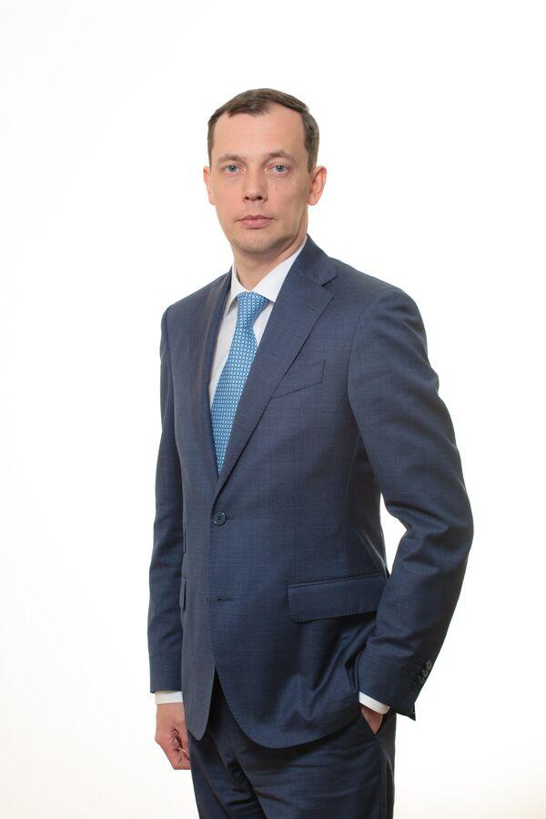 Заместитель председателя Москомархитектуры Андрей Сухов