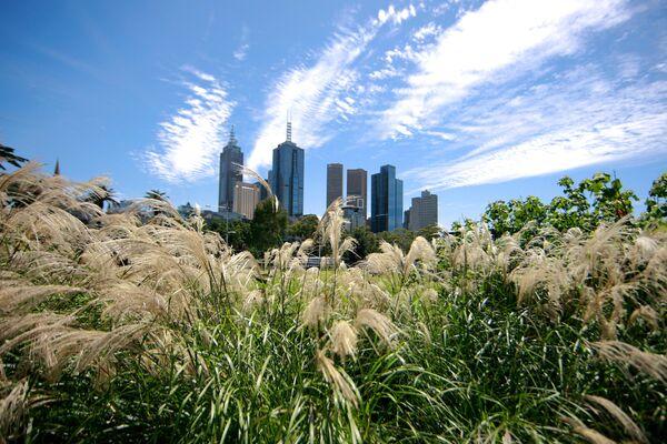 Города мира. Мельбурн