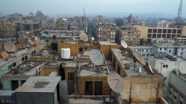 Виды Каира