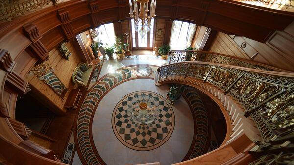 Резиденция Межигорье