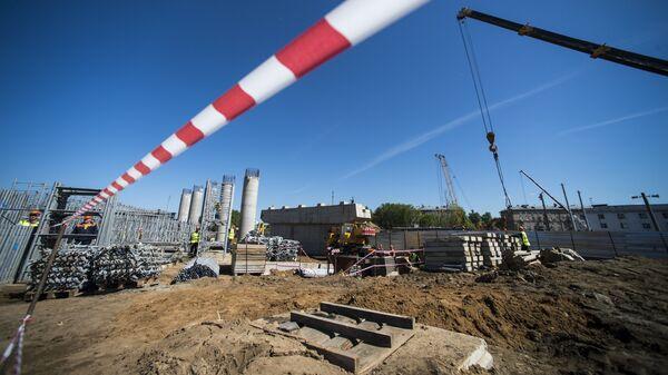 Реконструкция путепровода
