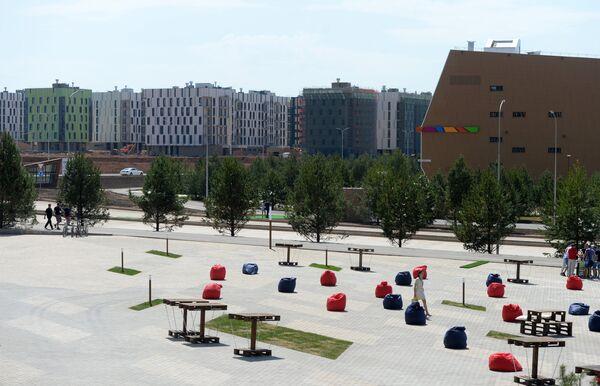 Города России. Иннополис