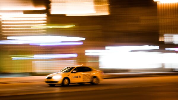 Автомобиль Uber