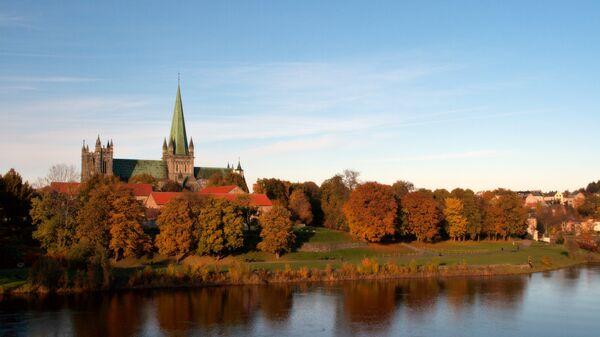 Норвегия Тронхейм