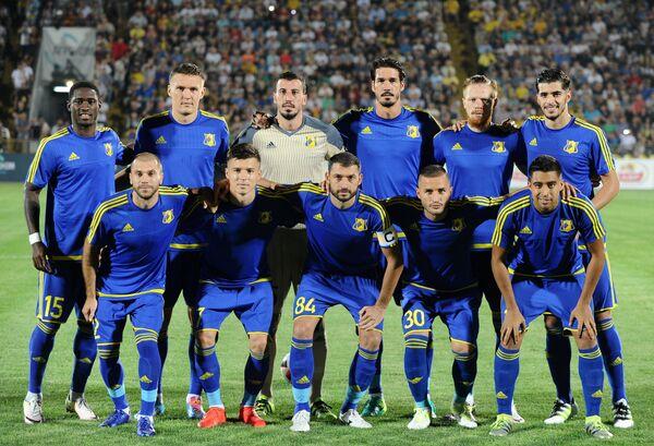Игроки Ростова