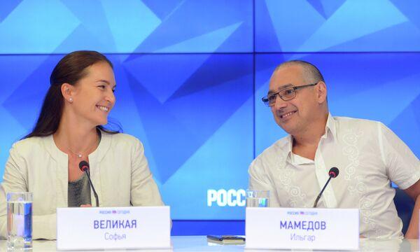 Софья Великая и Ильгар Мамедов