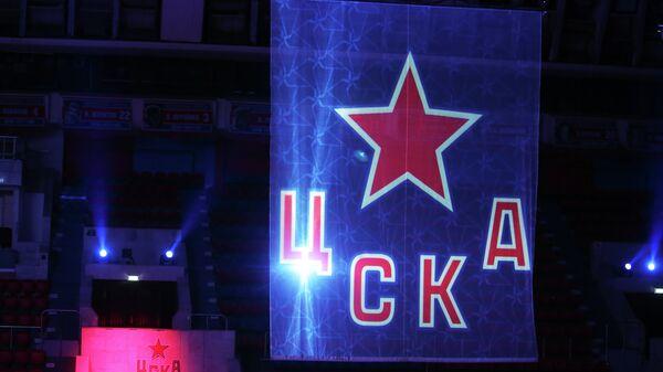 Презентация новых логотипов ПХК ЦСКА