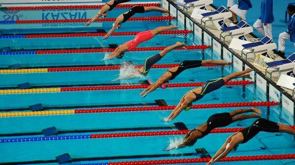 Чемпионат мира FINA 2015. Плавание. Восьмой день. Вечерняя сессия