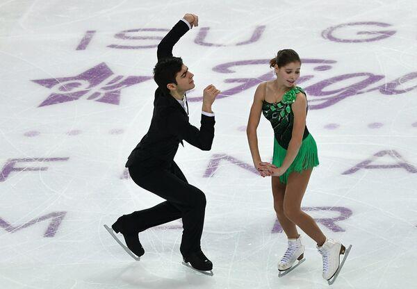 Анастасия Мишина и Владислав Мирзоев