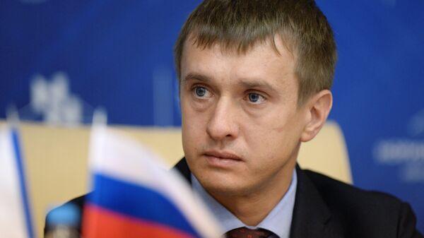 Генеральный директор Российского футбольного союза Александр Алаев