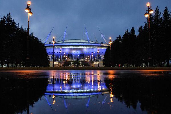 Стадион Зенит-Арена в Санкт-Петербурге