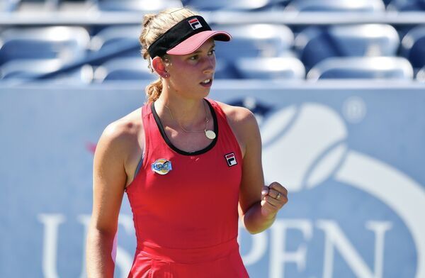 Бельгийская теннисистка Элизе Мертенс
