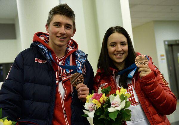 Саид Каримулла Халили и Екатерина Понеделко