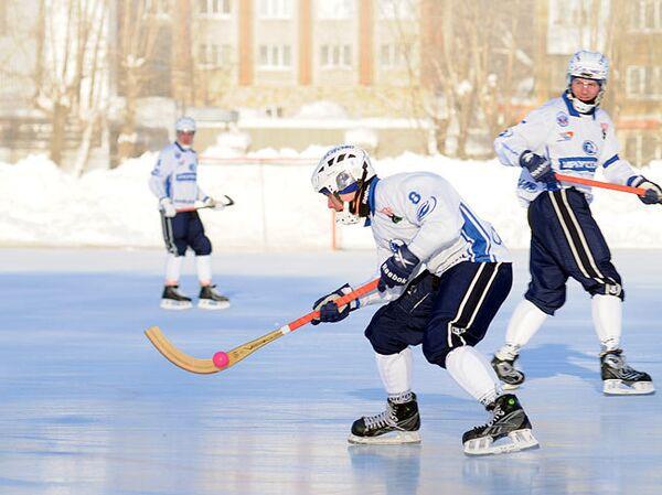 Игроки Байкал-Энергии
