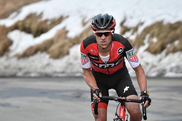 Австралийский велогонщик Ричи Порт