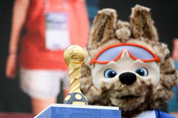 Открытие парка Кубка конфедераций-2017 в Сочи