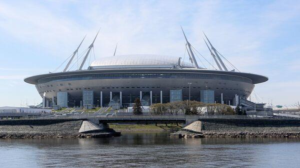 Стадион Санкт-Петербург Арена на Крестовском острове