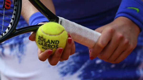 Теннис. Ролан Гаррос