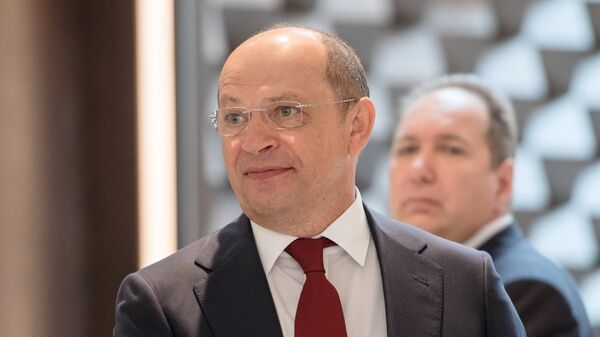Президент РФПЛ Сергей Прядкин