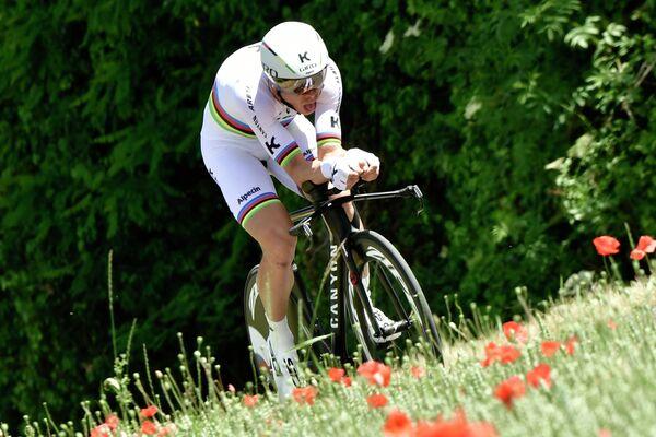 Велогонщик Катюши Тони Мартин