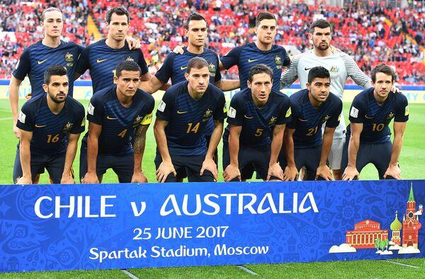 Игроки сборной Австралии по футболу