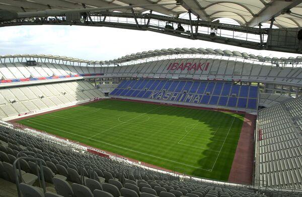 Стадион в японском городе Касима