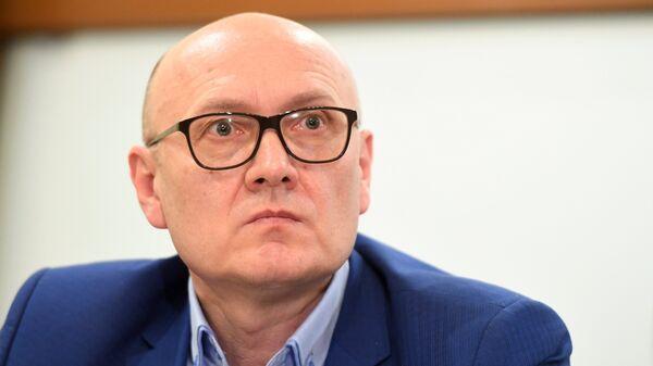 Исполнительный директор Всероссийской федерации лёгкой атлетики (ВФЛА) Александр Паркин