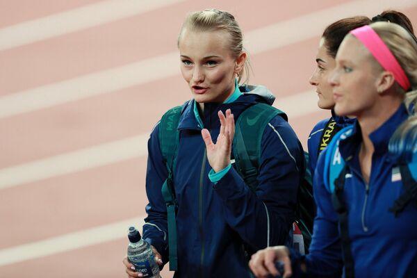 Ольга Муллина (слева)