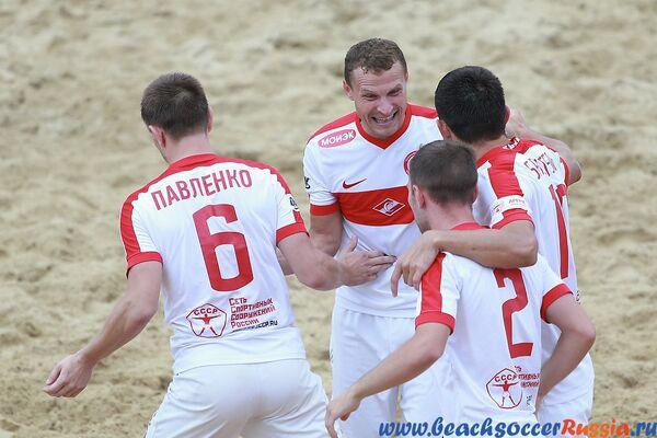 Игроки ПФК Спартак (Москва)