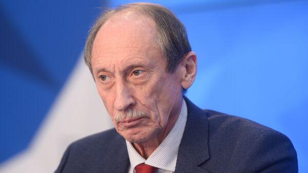 Бывший президент Всероссийской федерации легкой атлетики Валентин Балахничев