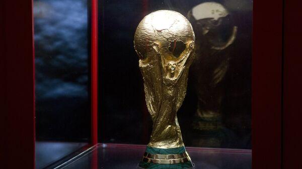 Представление кубка чемпионата мира-2018