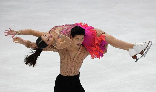 Майя и Алекс Шибутани