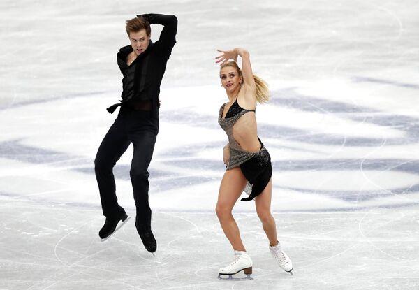 Россияне Виктория Синицина и Никита Кацалапов