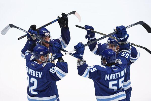 Хоккей. Матч Звезд КХЛ - 2018. Полуфиналы