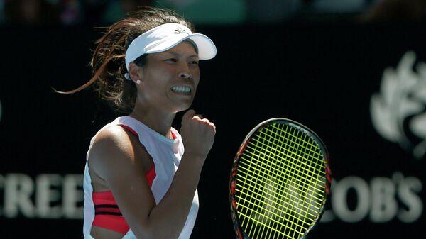 Теннисистка из Тайваня Си Сувэй