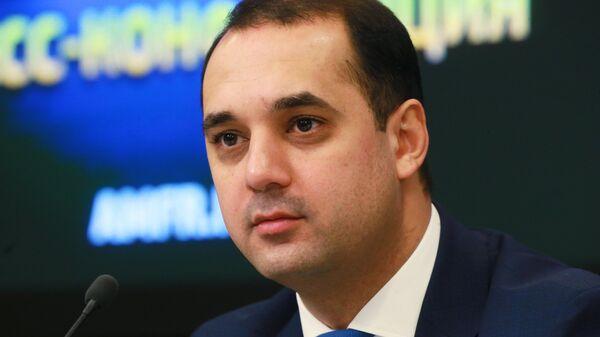 Президент Ассоциации мини-футбола России Эмиль Алиев