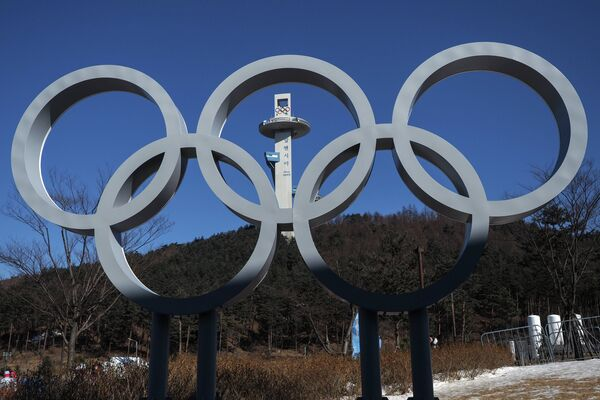 Подготовка к Олимпийским играм 2018 в Пхенчхане