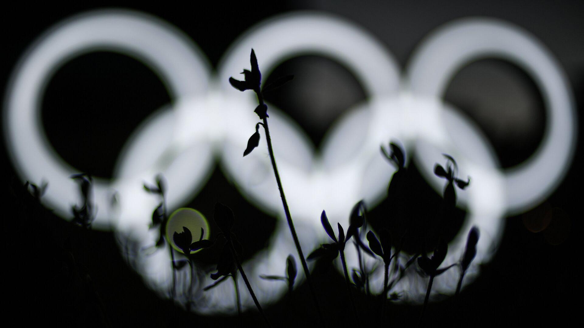 Олимпийские кольца - РИА Новости, 1920, 01.08.2021