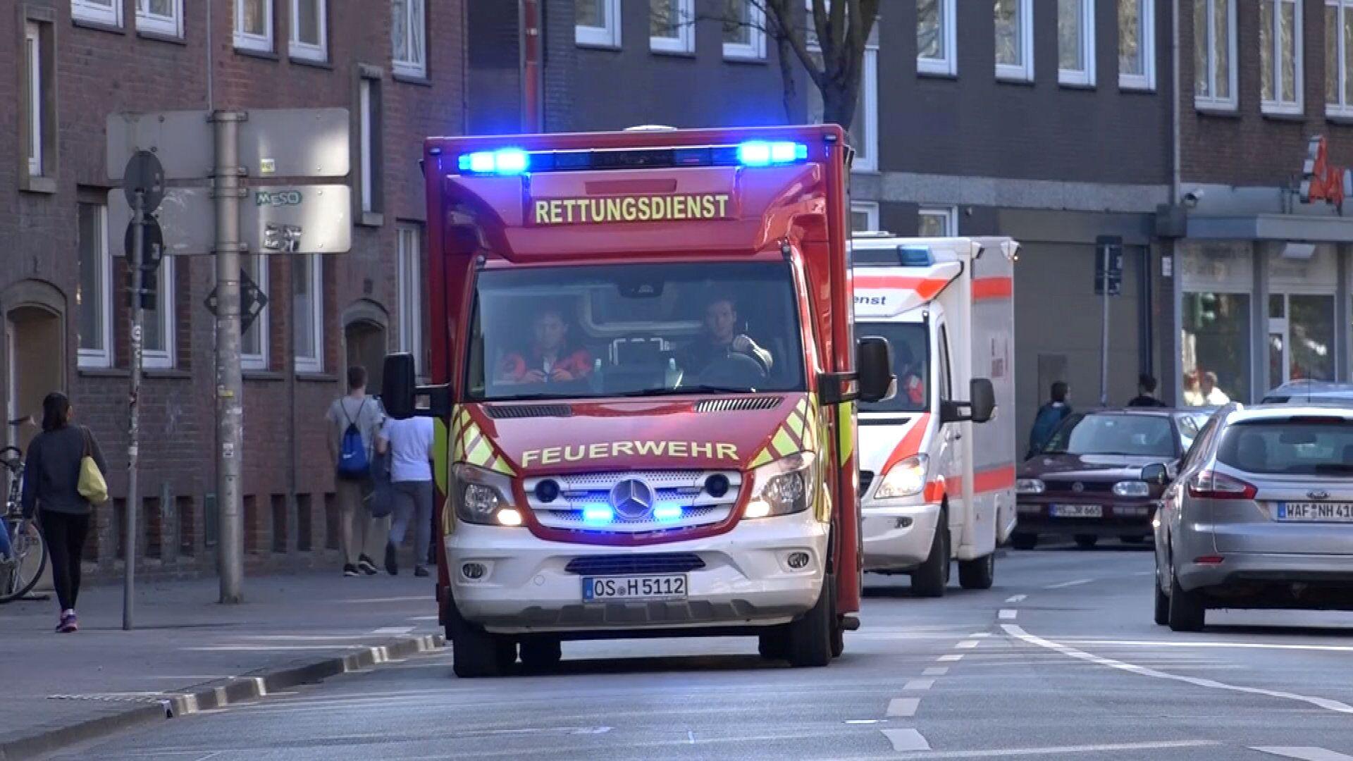 На севере Германии пострадали не менее шести человек из-за торнадо в городе Киль