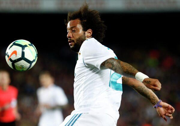 Защитник Реала Марсело